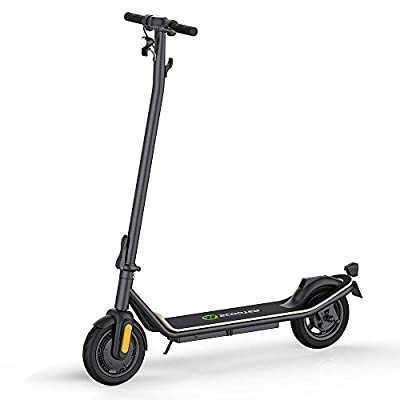M MEGAWHEELS S11 Electric Scooter, 350W Motor, 3 Gears, Max Speed 25 km/h, 25 KM Powerful Battery with 8.5'' Tires Foldable Electric Scooter for Adults, Children, Max Load 120KG
