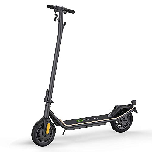 M MEGAWHEELS S11 Electric Scooter, 350W Motor, 3 Gears, Max Speed 25 km/h,...