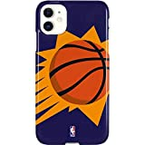 Skinit Lite Phone Case Compatible with iPhone 11 - Officially Licensed NBA Phoenix Suns Large Logo Design