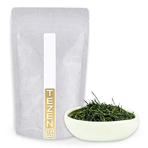 Bio Kabuse Sencha Grüner Bio Tee aus Kagoshima, Japan| Hochwertiger japanischer Bio Kabuse Sencha Tee | Premium Bio Sencha ideal als Tee Geschenk (50g)