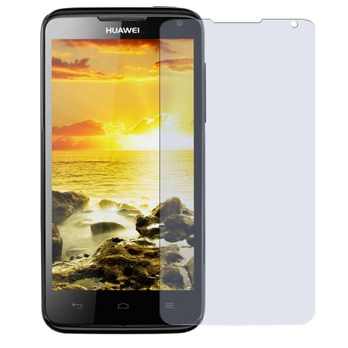 dipos I 2X Schutzfolie klar kompatibel mit Huawei Ascend D Quad Folie Displayschutzfolie - 2