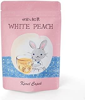 karel capek white peach tea