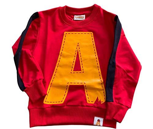 Felpa Alvin Original Girocollo (8 Anni)
