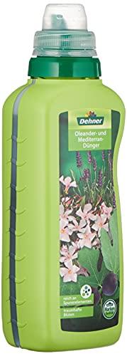 Dehner Oleander- und Mediterran-Dünger, flüssig, 500 ml, für ca. 75 l