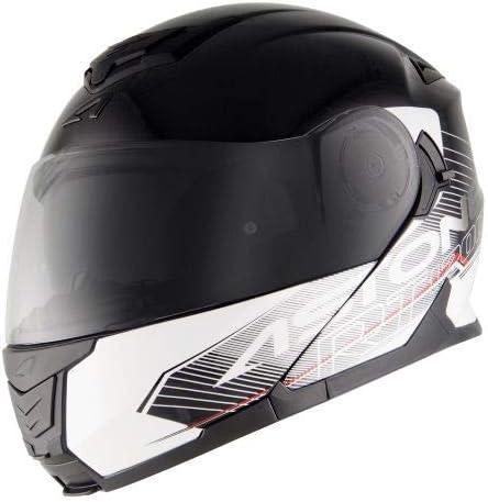 Astone Helmets - RT1200 Graphic Touring - Casque de moto modulable - Casque de moto polyvalent - Casque de moto homologué - Coque en polycarbonate - ...