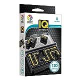 Smart Games IQ Circuit, Rompecabezas niños, Puzzle Educativo, Regalos Originales, Juegos de Viaje, Juguetes niño, Productos para Personas Mayores, Multicolor (SG457)