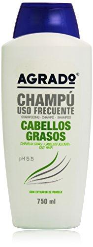 Agrado Champú Cabello Graso - 750 ml