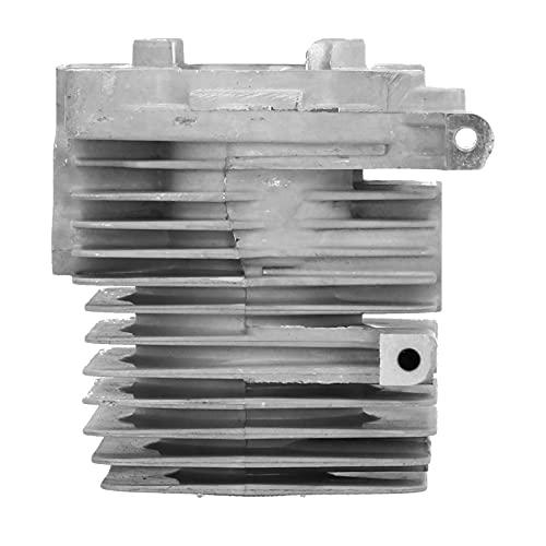 Juego de pistón de cilindro apto para FS55 FS45 BR45 KM55 HL45 HS45 HS55 4140 020 1202 Juego de pistón (6 piezas) Mejora el rendimiento de la motosierra