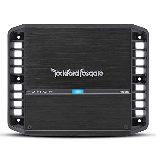 ROCKFORD FOSGATE PUNCH Amplifier P300X2