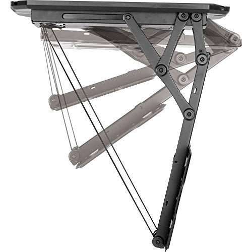 SPEAKA PROFESSIONAL Support TV pour Plafond 23-55Z SP-5756712 58,4 cm (23) - 139,7 cm (55) inclinable, motorisé 1 pc(s)