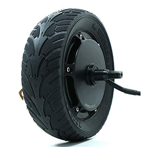 Festnight 8 inch 36V 500W borstelloze naafmotor tandloos wiel voor elektrische scooters Skateboard wielmotor 200 * 60