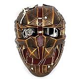 Resin Corvo Cosplay Mask, Dishonored Mask Corvo Attano Halloween Masquerade Character Costume Mask Props