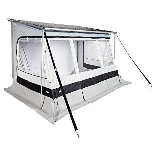 Thule Easy Link Tent 3,6 x 2,5 m luifel grijs, zwart