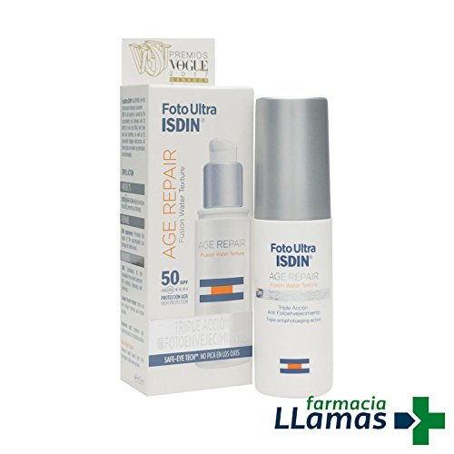 FOTOULTRA ISDIN SPF 50+ AGE REPAIR 50ML TRIPLE ACCION ANTIENVEJECIMIENTO