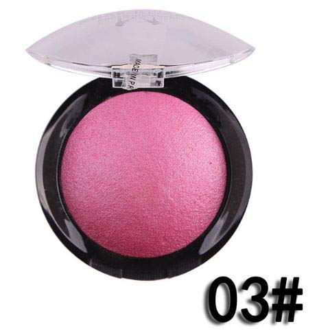 Miss Rose Professional Makeup waterproof baked blusher shade 03