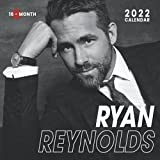 Ryan Reynolds Calendar 2022: Gifts for Yourself, Friends and Family with 16-month Mini Calendar 8.5x8.5 inches