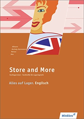 Alles auf Lager: Store and More. Englisch: Arbeitsbuch