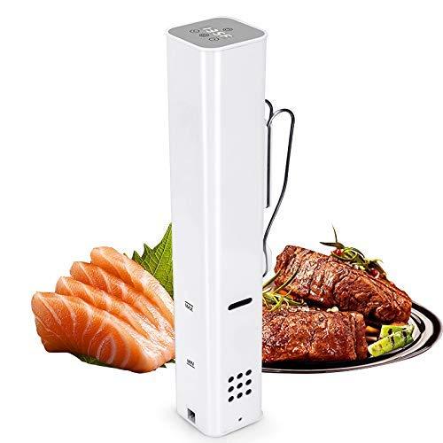 Cocina, Olla de cocción Lenta, Aspiradora Cooker, 1800W Inmersión circulador IPX7 Impermeable...