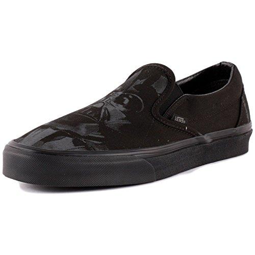 Vans x Star Wars Classic Slip-On Darth Vader Schuhe, 44