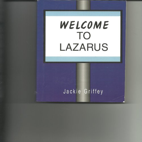Welcome to Lazarus audiobook cover art