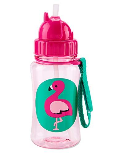 Garrafa Zoo Flamingo, Skip Hop, Rosa