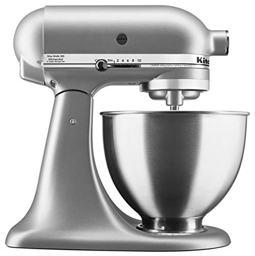 KitchenAid Deluxe 4.5 Quart Tilt-Head Stand Mixer