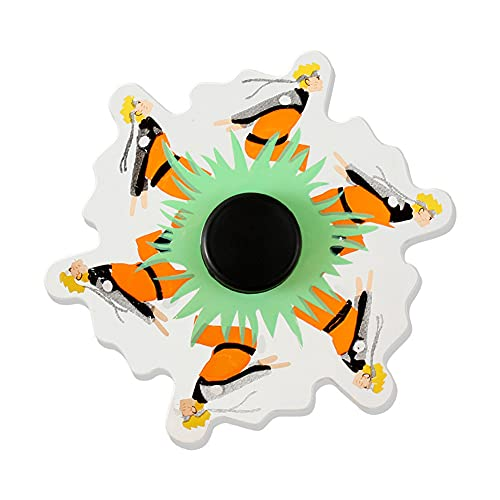DERMASENS Running Fidget Spinner, Animated Fingertip Spinning Top,Running Dynamic fingertip Spinner Relief Stress Toy for Adults Kids - Animated Spinner (C)