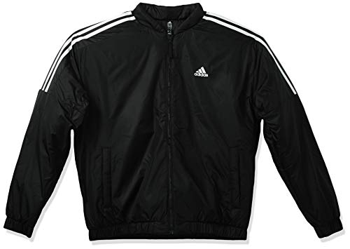 adidas Outdoor,Mens,Essentials Insulated Bomber Jacket,Black,X-Large