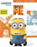 Despicable Me (2 Blu-Ray) [Edizione: Stati Uniti]