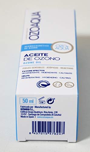 Ozoaqua Aceite de Ozono, 50 ml, Pack de 1