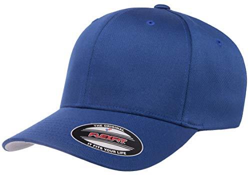 Flexfit Herren Mens Athletic Baseball Fitted Cap Verschluss, königsblau, L/XL