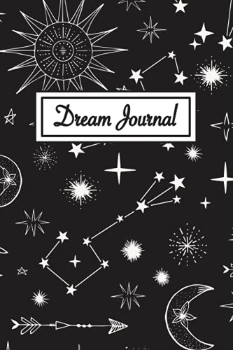 Dream Journal: Dream Diary Journal for Recording and Analysing Your Dreams - Dream Journal for Women