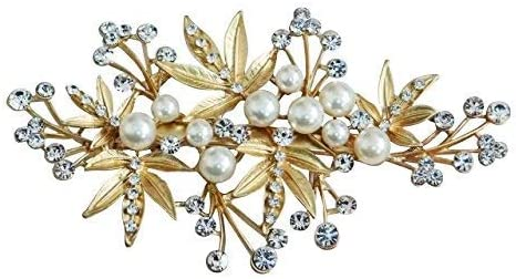 Vogue Hair Accessories Golden Color Copper Base Hair Pin for Women …