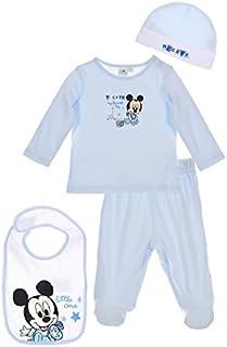 61496fb321ee8 Amazon.fr   Mickey Mouse - Bébé garçon 0-24m   Bébé   Vêtements