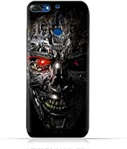 Lenovo K5 Note 2018 tpu Silicone Protective Case with Terminator Robot Design