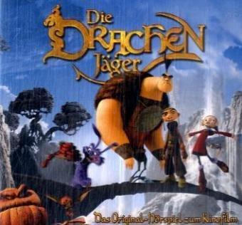 Dragon Hunters - CD. Das Original-Hörspiel zur TV-Serie / Dragon Hunters - Das Original-Hörspiel zum Kinofilm: Die Drachenjäger