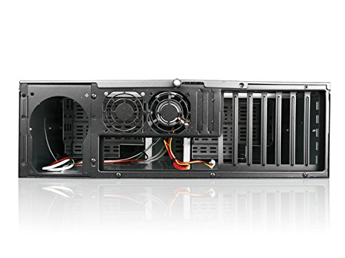 D-300-35 iStarUSA Group D-300 with 2U 350W PSU Case