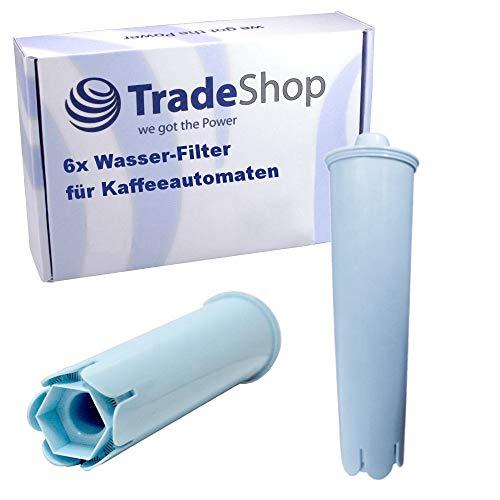 Trade-Shop 6 x filtr do wody do Jura ENA Micro 1, ENA Micro 5, ENA Micro 8, ENA Micro 9, ENA Micro 90, ENA Micro Easy, Giga 5 w pełni automatyczny ekspres do kawy/wkład filtrujący