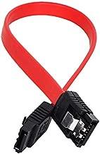 DESTINLEE 45CM 2.0 Data Cable SATA II SATA 2 SATA, Straight Hard Drive Cable 3GB/S