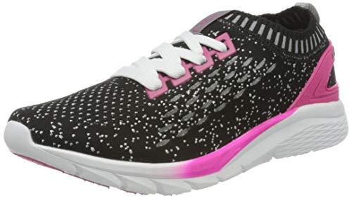 CMP – F.lli Campagnolo Diadema Wmn Fitness Shoe, Zapatillas de Deporte para Mujer, Color Negro Nero U901, 36 EU