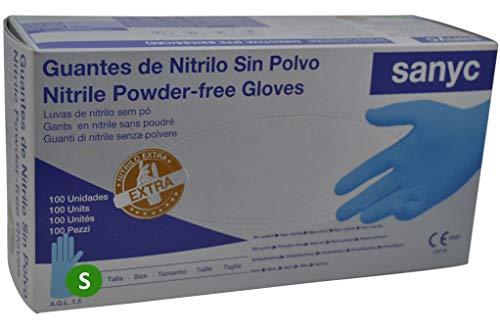 Sanyc 8431026010032 Guante de nitrilo