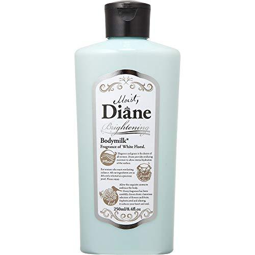 Moist Diane Body Milk 250ml - White Floral (Green Tea Set)