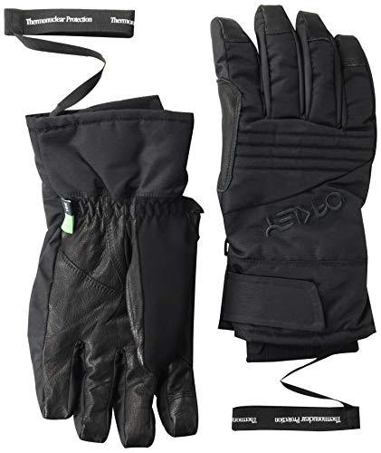 Oakley Herren Snow Glove TNP Schnee Handschuh, Blackout, Groß