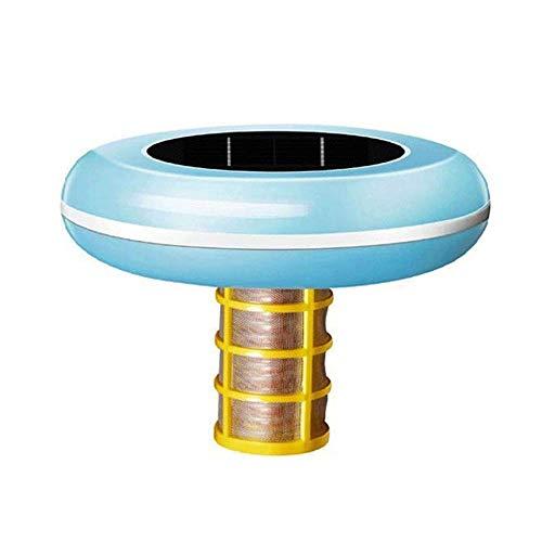 Blue Sea Ioniseur Solaire pour Piscine - 80% d'économie de Produits Chimiques