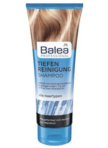 Balea Professional Shampoo Tiefenreinigung, 1 x 250 ml