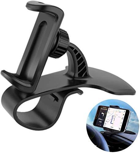 スマートフォン車載ホルダー 車載スマホホルダー 片手操作 伸縮自在 360度回転可能 スマートフォン固定式ホルダー クリップ式 カーマウント スマートフォン固定スタンド スマートフォンホルダー スマホ スマホホルダー スマホスタンド車 車スタンド 携帯スタ