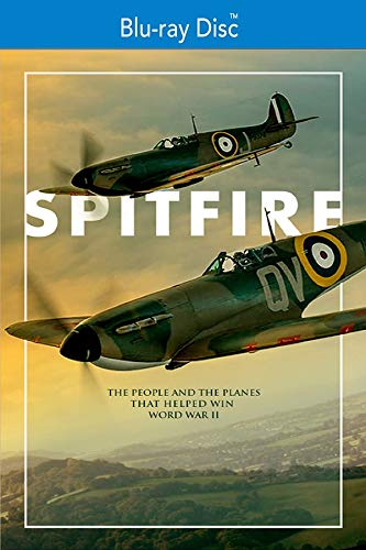 Spitfire: The Plane that Saved the World [Blu-ray]