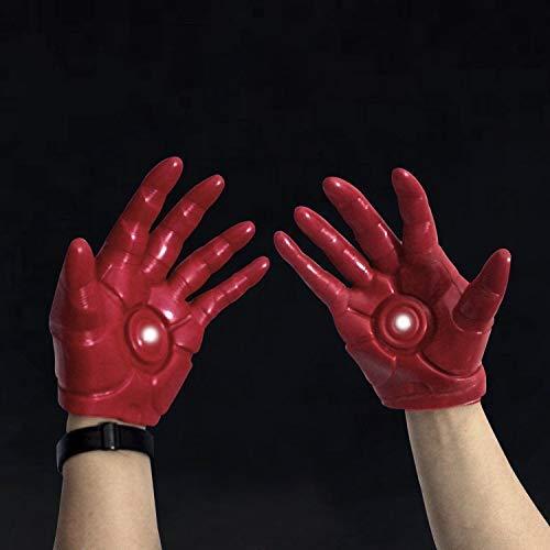 Dhl La Mano del Juguete usable Guerra Iron Man Guantes Infinity