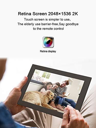 BSIMB Wifi Cloud Digital Photo Frame Digital Picture Frame Dual Display 9 Inch+5.5...
