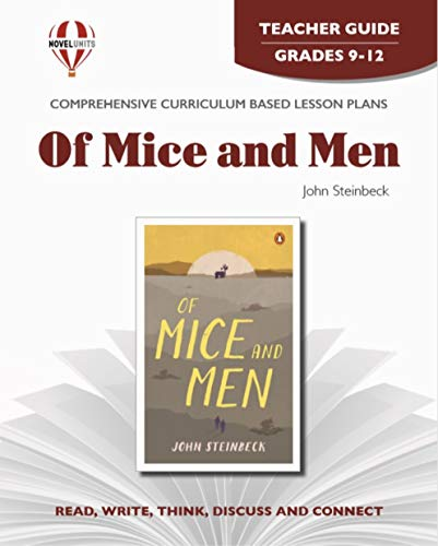 Of Mice and Men - Teacher Guide by Novel Units